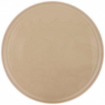 Блюдо lefard tint 32 см (бежевый) (кор=3шт)