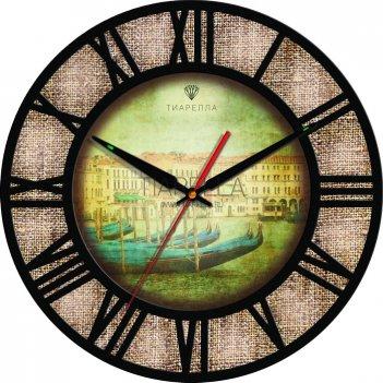 Настенные часы tiarella венеция-1