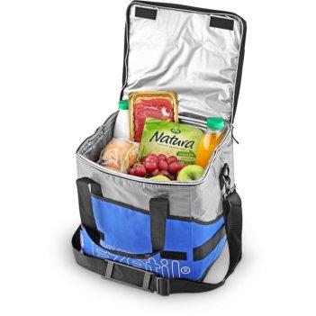 Изотермическая сумка холодильник ezetil kc extreme 28 blue 28 литров