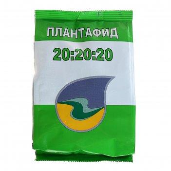 Плантафид 20.20.20 npk + микроэементы 1 кг. минеральное удобрение листовой