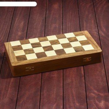 Шахматы латунь премиум