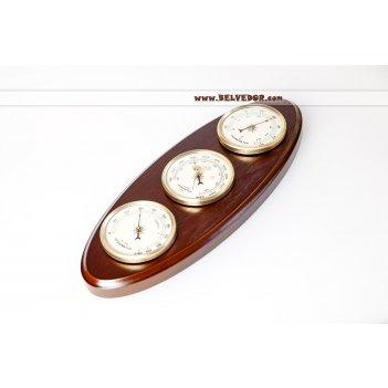 Метеостанция настенная, барометр, гигрометр, термометр