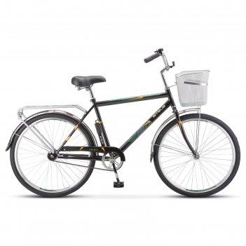 Велосипед 26 stels navigator-200 gent, z010, цвет черный