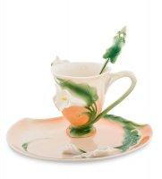 Fm-01/11 чайная пара лилия (pavone)