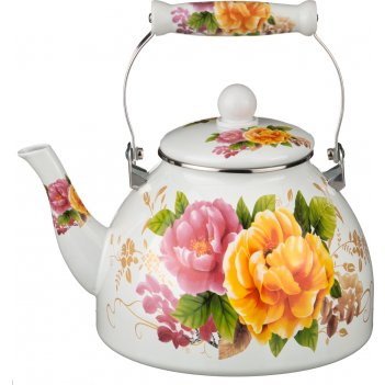 Чайник эмалированный 4,0 л.