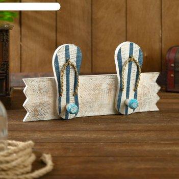 Декоративные крючки сланцы 30х16х5 см