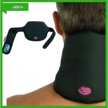Эргономическая аккумуляторная грелка для шеи ае814