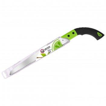 Ножовка садовая, в ножнах, l = 330 мм, с калёными зубцами