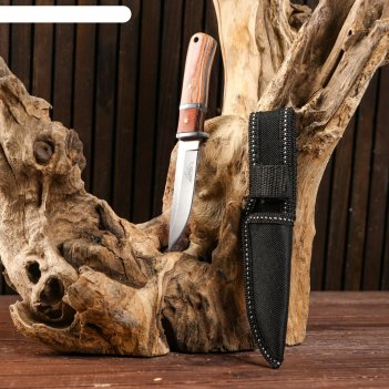 Нож охотничий светлая рукоять, 16см, клинок 8см