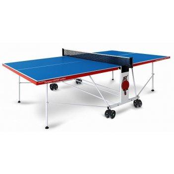 Складной всепогодный стол для настольного тенниса «compact expert outdoor»