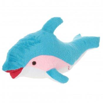 Мягкая игрушка дельфин, большая