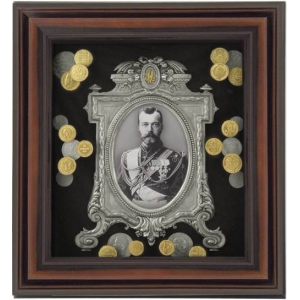 Панно николай ii (портрет)