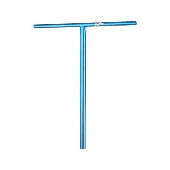 Руль fox t-bar scs 31.8, 700*600 gloss blue