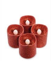 Led-22 набор светодиодных свечей (4шт.)
