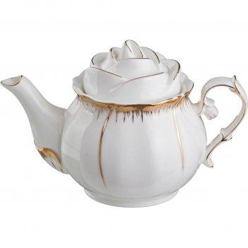 Заварочный чайник цветочная симфония 450 мл.