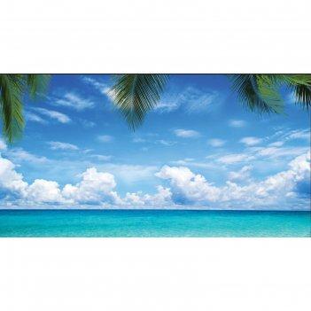 Фотобаннер, 300 x 200 см, с фотопечатью, «море»