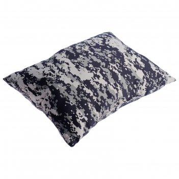 Сидушка (подушка) мягкая, цвет камуфляж