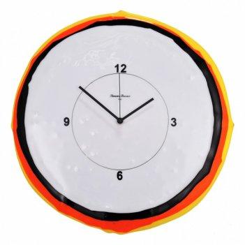 51 white часы giove муран.стекло,белые, d.40см
