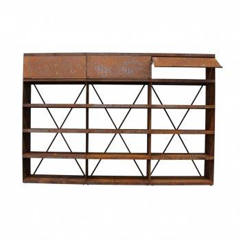Поленница ofyr wood storage 300, товары для загородного дома