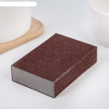 Губка чистящая 10,5x7x2,5 см чудо-губка