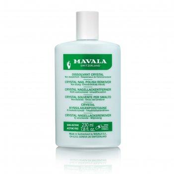 Жидкость для снятия лака mavala, прозрачная, 230 мл