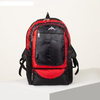 Рюкзак молод нина, 35*13*50, 2 отд на молнии, 2 н.кармана, 2 бок кармана,