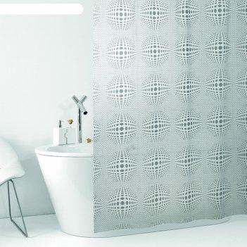 Штора для ванной sfera, 240х200 см