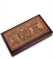 Bst-206 купюрница доллар (береста)