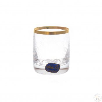 Набор армуд crystal bohemia матовая полоса (6 шт)