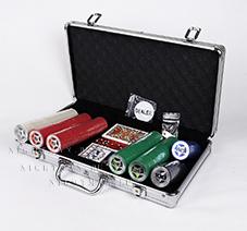 Stars 330 lite - набор для покера с фишками по 5гр.