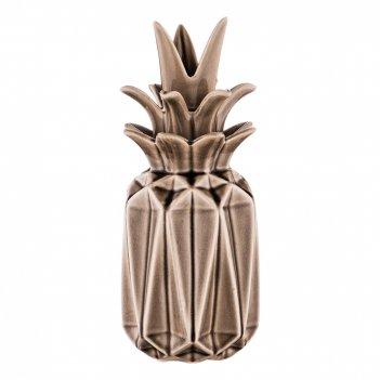 Ваза с крышкой ананас высота=27 см