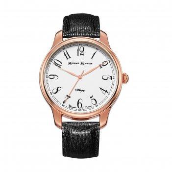 Часы наручные мужские михаил москвин классика кварцевые модель 1200a3l2