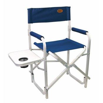 Кресло со столом и складной спинкой canadian camper cc-200al