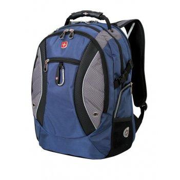 1015315 рюкзак «neo» цв. синий/серый