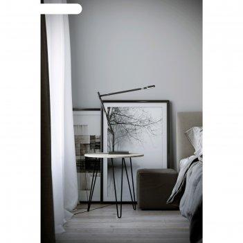 Стол журнальный «рид 530», 550 x 550 x 550 мм, цвет скания натуральная