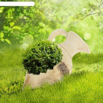 Садовая фигура улисс амфора шамот