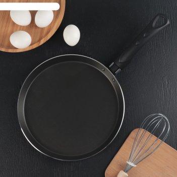 Сковорода блинная 25 см хит