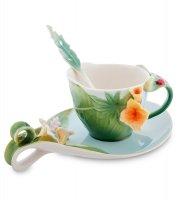 Fm-04/ 3 чайная пара тропики (pavone)