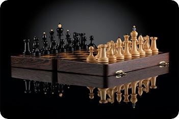 Шахматы яхтенные (магнитные) kadun 27х27см