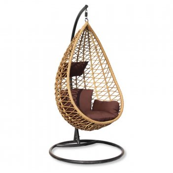Мягкое подвесное кресло joygarden aura, садовая мебель