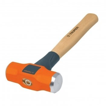 Молоток инженерный truper md-4m, 1.6 кг, деревянная ручка 30 см, антишоков