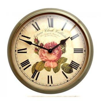 Настенные часы b&s 260-f