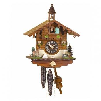 Механические часы с кукушкой trenkle 1504