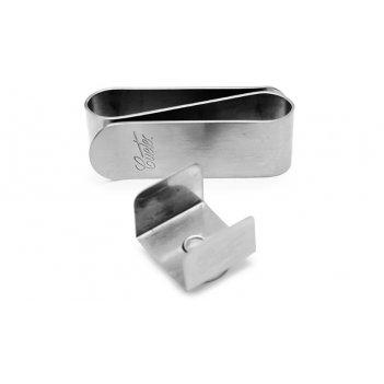 Держатель для мела cuetec, металлический, на магнитной клипсе
