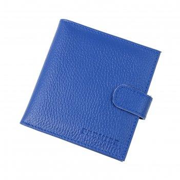 Кредитница, 2 ряда, н/к, цвет синий