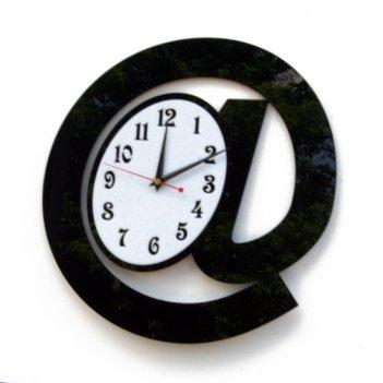 Часы собака cl177 35х36см
