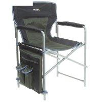Кресло складное 2 черный кс2