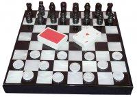 Шахматы renzo romagnoli - акрил
