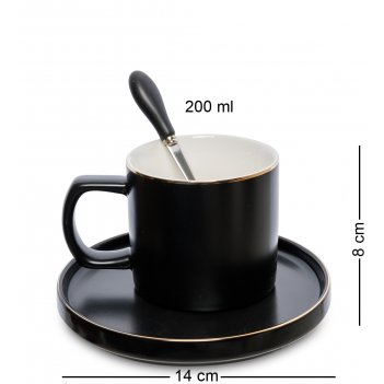 Mug-323/2 чайная пара