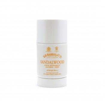 Твердый дезодорант d. r. harris, sandalwood, 75 гр